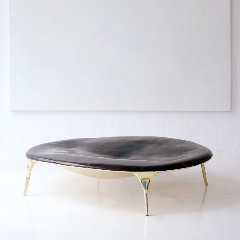 - Brass - Coffee table